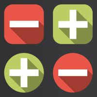 Free Minus and Plus Icon Psd By Manuelopro by manuelo-pro