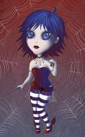 Lily Spider by FarArden