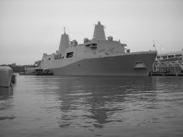USS New York by DJKibyKat