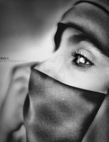 Arabian eyes by HMsa
