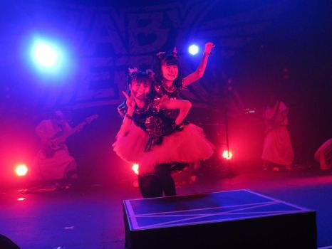 BABYMETAL 54 by iancinerate