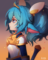 Star Guardian Poppy by SongJiKyo
