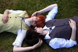 Young Sarumi Shoot - XXXV by the-xiii-hour