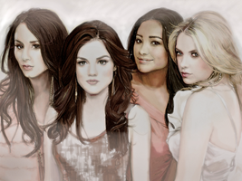 Pretty Little Liars by RAblewhite