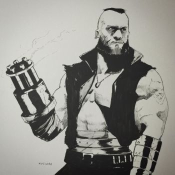 Barret by maciejkuciara