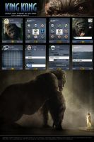 King Kong - Nokia S60 Theme by chocoboy