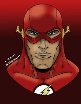 Fastest man alive by wkillingsworth