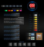 OSF media  V3 by: Rvers3 by WebMagic