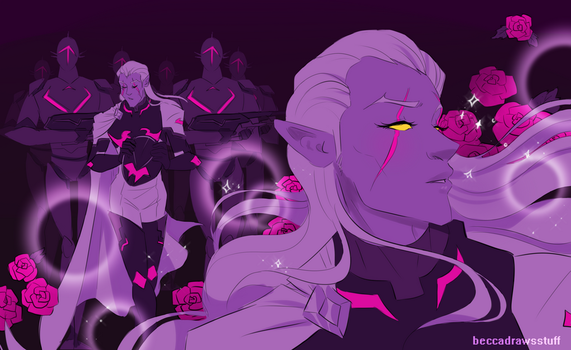 lotor by notbecca