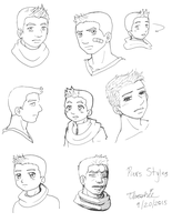 Piers Styles by Threshie