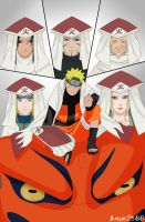 The Most Powerful Hokage by amine2588