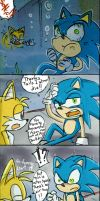 Sonic Colors : air runs out by chobitsG