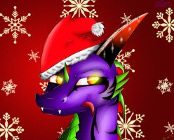 Merry Christmas! -New ID- by Deathtail-The-DraCon