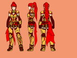 Pyrrha Nikos armor guide by Razenix-Angel