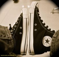 Chucks and Us by justmyk0105