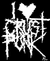 I Heart Crust Punk by CrashyBandicoot
