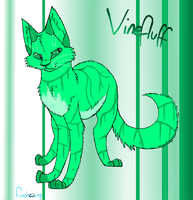 Vinefluff reference by Finchwing