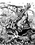 Attack of the Mermen FINAL by RudyVasquez