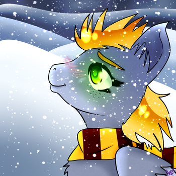 Let it snow by stingfish101