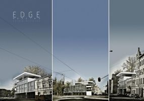 My new architectural project - EDGEhousing concept by iBlueLight