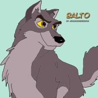 Balto by jeranborodere946