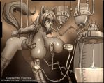 Coyote Milking Machine 01 by gulavisual
