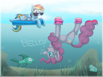 Under Water by InuHoshi-to-DarkPen
