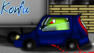 Paloofa In Traffic by Tomatogrower