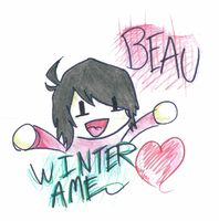 Beau for Winter-Ame by MissionComplete