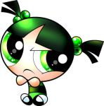 Buttercup hair bows 2004 by thweatted