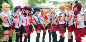 Love Live! - Bokura wa ima no naka de I by baby-ruby