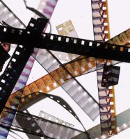 8mm movie film by rerighthand