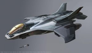 XCOM Interceptor Concept by zombat