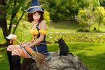 League of Legends - Bewitching Nidalee by Xeno-Photography