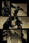 Silent Hill Downpour #2 Page 9 by T-RexJones