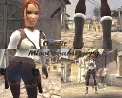 TR Legend Cowgirl Outfit by MissCreamBerry