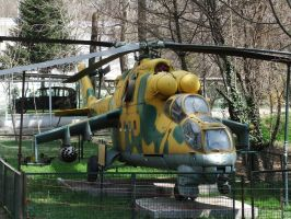 Iraqi Helicopter 2 by fuguestock