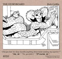 The Storyboard - 010 by RickGriffin