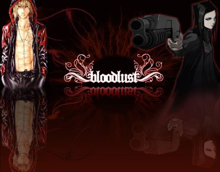 Bloodlust by IcyBluFire