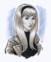 Gwen Stacy by BigChrisGallery