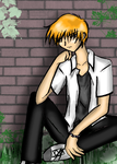 Kyo -- for Frosty502 by FruitsBasket-club