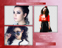 Pack png 411: Charli XCX by BraveHearts-PNGS
