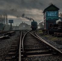 Moody Steam 3 by Grunvald