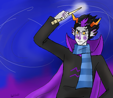 Imma wwizard by Kayleigh-chan