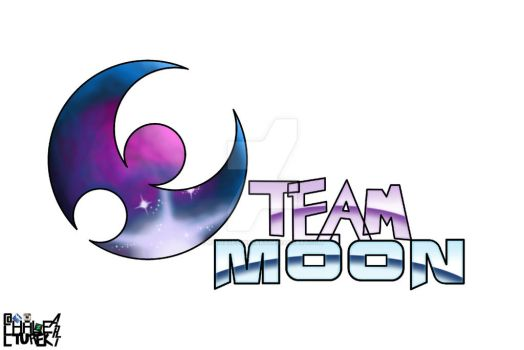 Team Moon (Pokemon) by AllHaleTurekArt