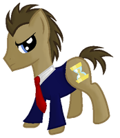 Doctor Whooves by StormDragon3