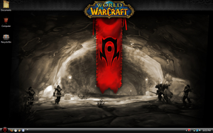 World Of Warcraft: Horde Theme by nopd11