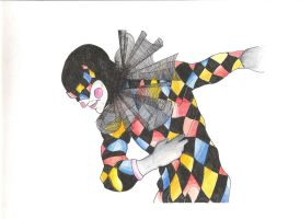 the Harlequin by thebomblu