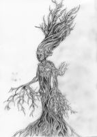Treeman by shiftandcapslock