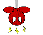 Kirby Styled Spiderman by Re-evolution360